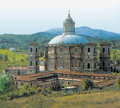 La Basilica di Vicoforte